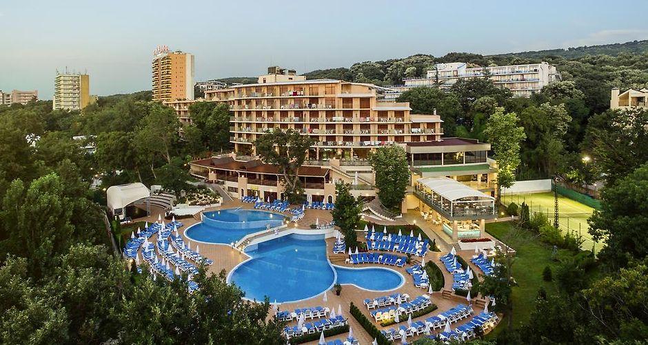 Bulgarien Goldstrand Hotel Karte.Kristal Goldstrand